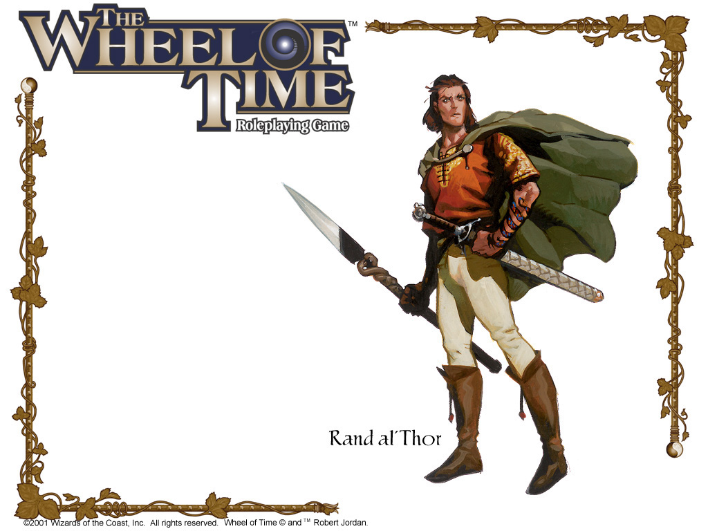 the great game wheel of time
